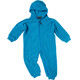 Isbjörn Lynx Children Microfleece blue